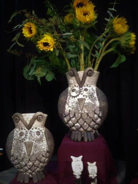 Raku Owls